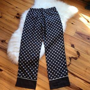 Banana Republic Pants - NWT 100% Silk Banana Republic Wide Leg Pants XS